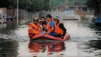 Истории: как наводнения в Китае повлияли на мелких майнеров