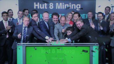 Канадская компания Hut 8 стала самым крупным Биткоин-майнером
