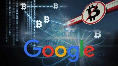 Google забанил приложения для майнинга в Play Store