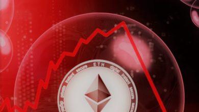Из-за падения курса Эфириум просели активы хедж-фондов