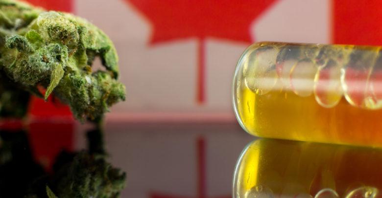 Истории: Канада собирается продавать марихуану с помощью блокчейна 1